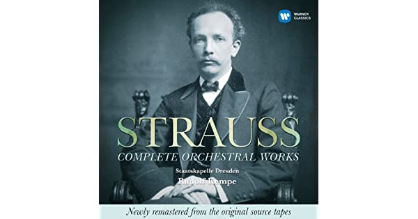 Amazon.com: Orchestral Works: Music