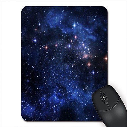 Price comparison product image Custom Galaxy Rectangle High Quality Eco Friendly Cloth With Neoprene Rubber Desktop Mousepad Laptop Mousepads Comfortable Computer Mouse Mat Cute Gaming Mouse Pad