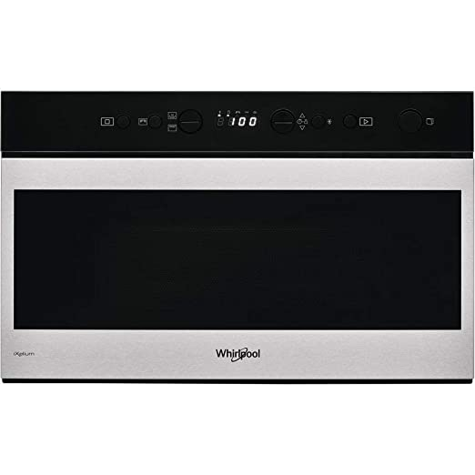 Whirlpool W9 MN840 IXL - Microondas (60 cm), color negro: Amazon ...