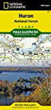 Huron National Forest (National Geographic Trails Illustrated Map)