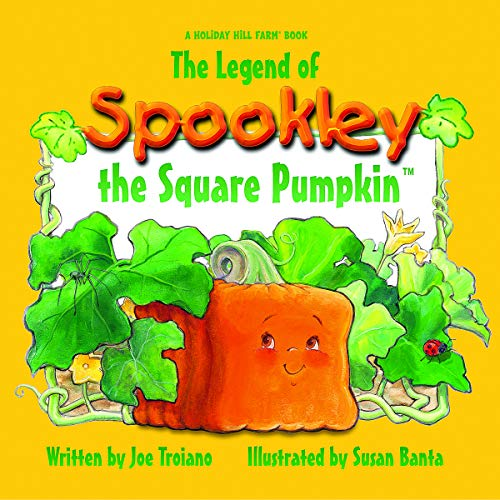 The Legend of Spookley the Square -
