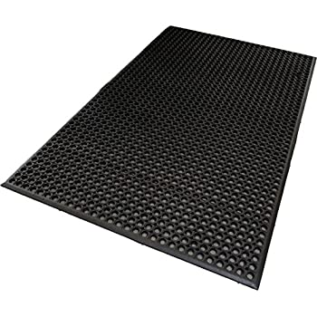 Beau Mats Inc. Professional Series Kitchen Mat, 3u0027 X 5u0027, ...