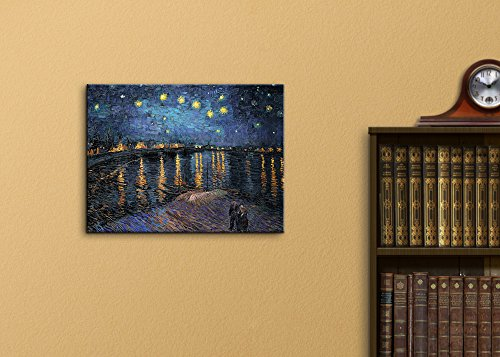 Starry Night Over The Rhone by Van Gogh Wall Decor