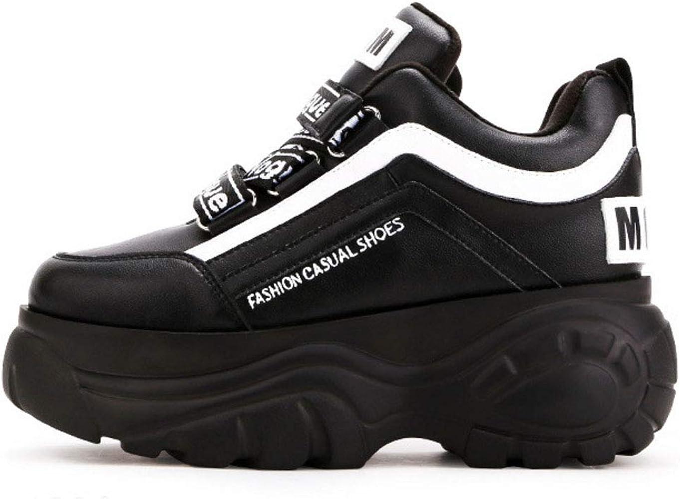 RAZAMAZA Zapatos Mujer Sneaker Plataforma Fitness Zapatos para ...
