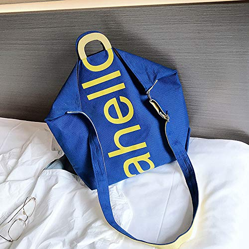Bags al showsing Azul Hombro Bolso Crossbody Azul Mujer Small para 5qtqr