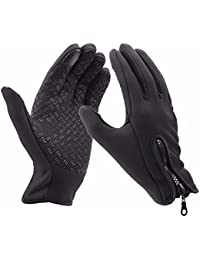 Winter Touch Screen Windproof Thermal Leisure Camping Thermal Gloves ¡­