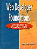 Web Developer Foundations 9781576761366