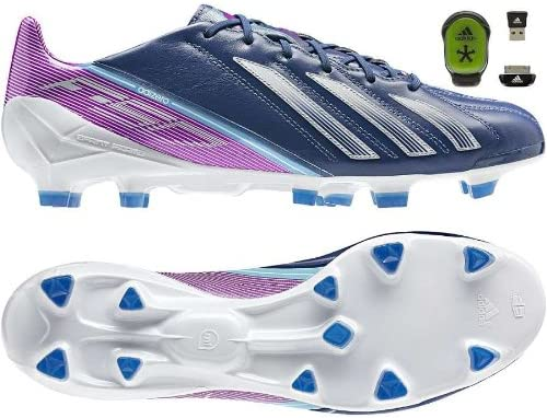 adidas F50 Adizero TRX FG dk Blue l44742, Hombre, Dunkelblau