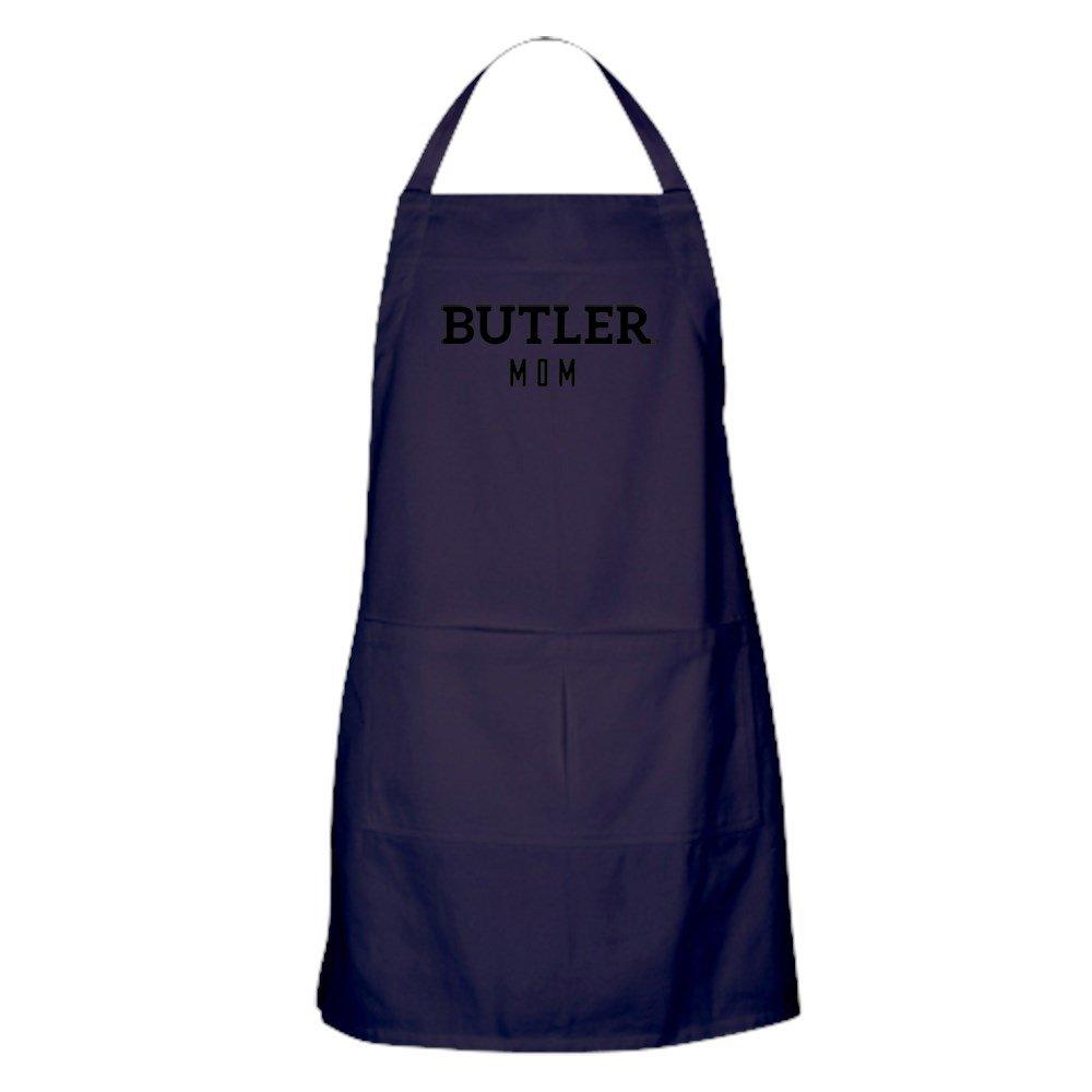 CafePress - Butler Bulldogs Mom - ポケット付きキッチンエプロン グリルエプロン ベーキングエプロン   B07BL55896