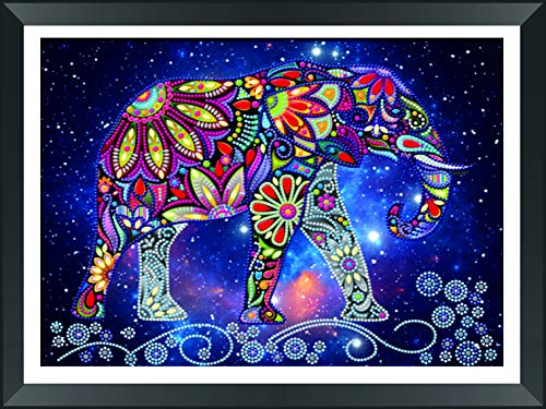 Elephant 5D Diamond Painting Animal Cross Stitch Crystal Embroidery Special-shapedRhinestones Craft Home Decor Craft