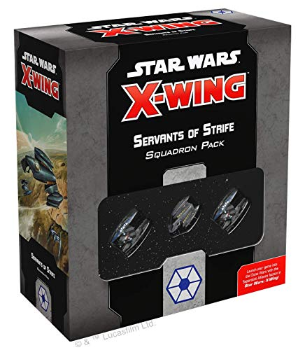 X-Wing 2ND Ed: Servants of Strife for sale  Delivered anywhere in USA