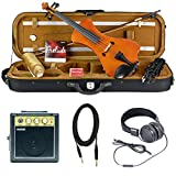 Bunnel NEXT Electric Violin Outfit Marigold Amp Included