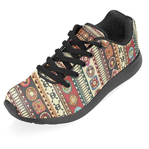 Sneakers casual da donna con motivo Aclaramiento Muy Barato Colecciones Paquete De Cuenta Regresiva 9nt2ENLONE