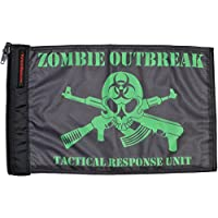 Forever Wave Zombie Outbreak Tactical Flag