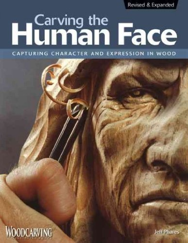 Carving The Human Face Capturing Character And Expression In Wood Carving The Human Face