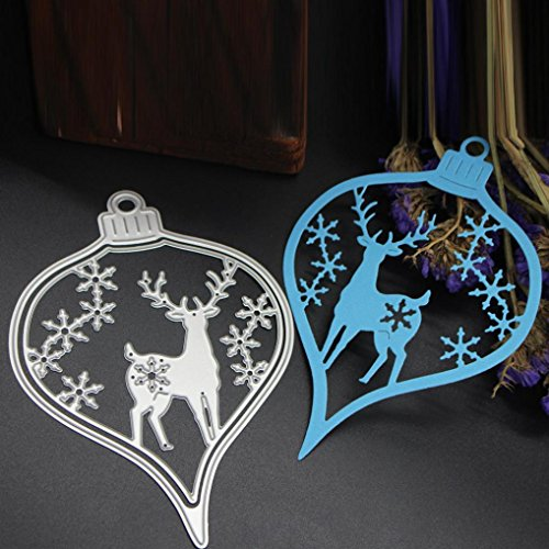 2019 Newest Fabulous Metal Die Cutting Dies Handmade Stencils Template Embossing for Card Scrapbooking Craft Paper Decor by E-Scenery -