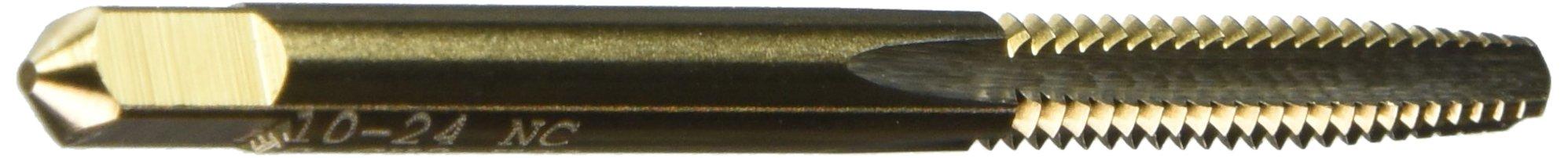 Triumph Twist Drill 71045 10-24 NC T62HDT High Speed Steel Taper Tap Thundertap Bronze Oxide Coated