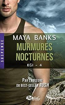 KGI, tome 4 : Murmures nocturnes par Banks