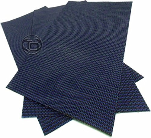 3 Pack BLUE MESH Swimming Pool Safety Cover Repair Patches Self Adhesive