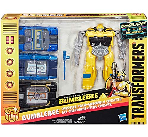 (Transformers Target Exclusive Bumblebee Cassette Pack Exclusive)