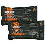 EVERLIT [2-Pack] Israeli 6 Inch Emergency Bandage