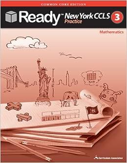 Amazon com: 2014 New York Common Core Grade 3 Practice Test