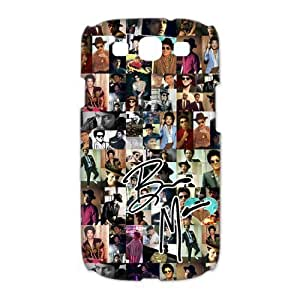 Bruno Mars Case Cover All Kinds of Star Photos Hard Protective (3D) Samsung Galaxy S3 I9300 Case