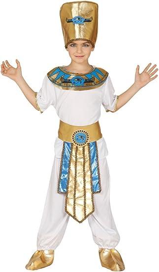 FIESTAS GUIRCA Disfraz de faraón bebé Egipcio: Amazon.es: Juguetes ...