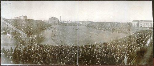 (Photo Marshall Field, Chicago, Carlisle vs. Chicago, Nov. 23, 1907 1907)