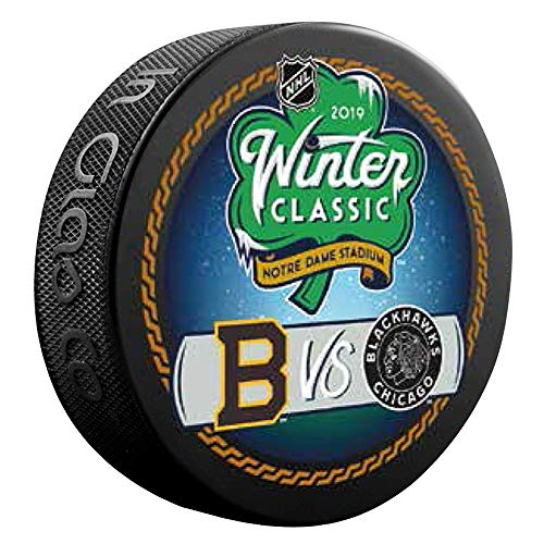 2019 Winter Classic Boston Bruins Chicago Blackhawks Officially