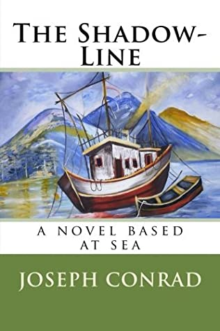 book cover of The Shadow Line