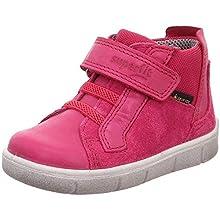 superfit Ulli, Zapatillas Niñas, Rojo (Rosa 55), 25 EU