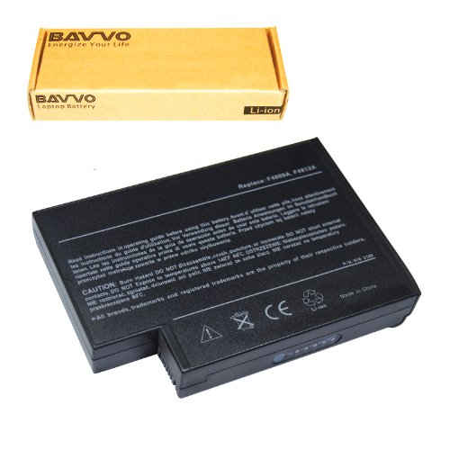 Bavvo 8-Cell Battery for HP NX9005 Series NX9008-DH941U NX9008-DH942U NX9008 Series NX9010-DG071A NX9010-DG072A