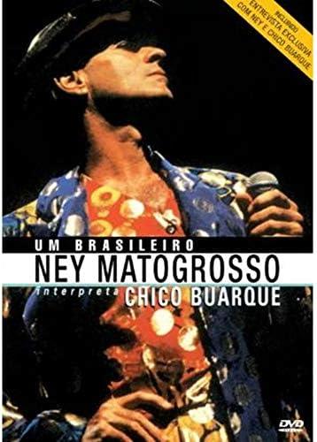 NEY MATOGROSSO – MP, B – NEY MATOGROSSO – UM BRASILEIRO IN