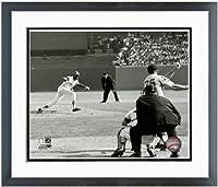 "Bob Gibson St. Louis Cardinals 1968 World Series Photo (Size: 12.5"" x 15.5"") Framed"