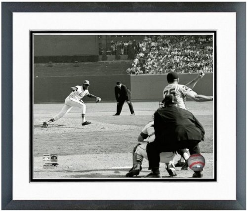 Bob Gibson St. Louis Cardinals 1968 World Series Photo (Size: 12.5