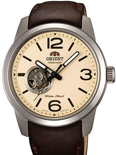- Orient Scout 21-Jewel Automatic Watch with with Open-Heart and 42mm SS Case DB0C005Y