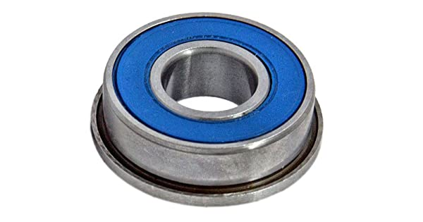 "10 PACK FR2-5 2RS 1//8/""x5//16/""x9//64/""  Inch Rubber Sealed bearings FLANGED"