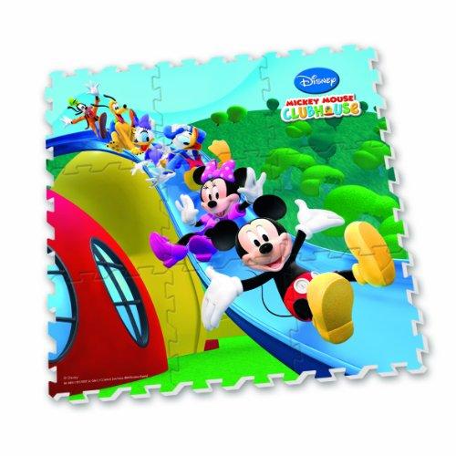 8410446468364 Ean Diset 46836 Puzzle De Sol Tapis Mousse Mickey