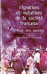 Migrations et mutations de la société française, l'état des savoirs par Poinsot