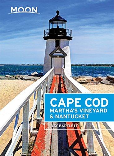 (Moon Cape Cod, Martha's Vineyard & Nantucket (Moon Handbooks))