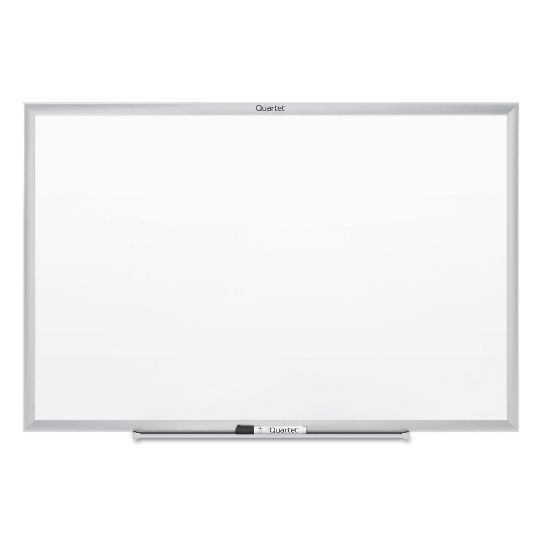 Quartet Standard Whiteboard, 5 x 3 Feet, Aluminum Frame (S535)