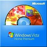 Microsoft Windows Vista Home Premium OEM/OEI DSP - 32-bit Edition (PC DVD)