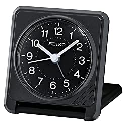 Seiko Clocks QHT015K Alarm Clock Excellent readability