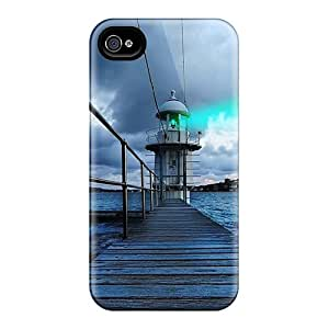 New Arrival Covers Cases With Nice Design For Iphone 6plus- Sydney Lighthouse View