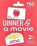 Applebee's - AMC Dinner & A Movie, Multipack of 2 - $25 offers