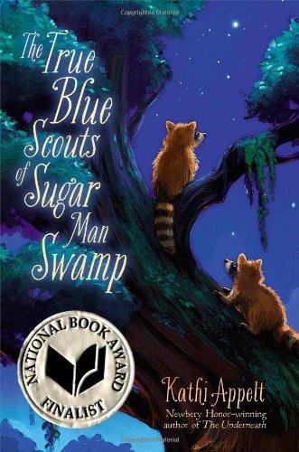 The True Blue Scouts of Sugar Man Swamp PDF