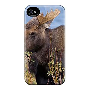 Perfect Bull Moose Cases Covers Skin For Iphone 6 Phone Cases