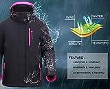 Andorra Women's Performance Insulated Ski Jacket