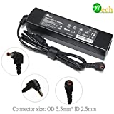 YTech 90W 20V4.5A AC Adapter Laptop Charger for Lenovo IdeaPad V570 Z380 Z400 Z470 Z480 Z580 Z585 G570 G575 G580 G585 G770 G780 B560 B570 N580 P400 Y400 Y420p Y510P Y580 N586 G470 Power Cord